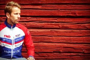 Thomas Carlsson, Malungs OK kläder Foto: Anton Östlin